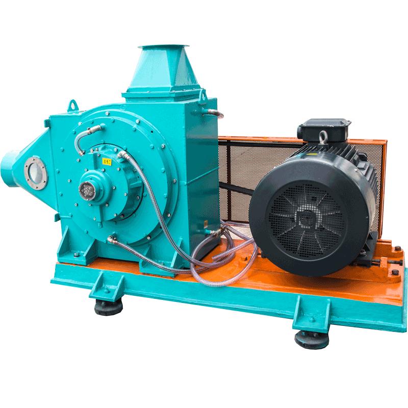 FP300/500型水冷式无盲点低静电精粉碎机