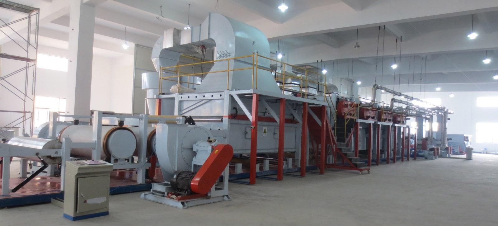 THGZ系列皮革(PU)生产线